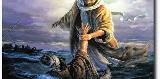 Peter sanking