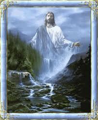 Jesus The stream of Life